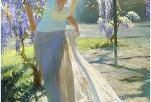 pretty wisteria
