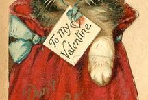 Valentine cards / by The One Room Schoolhouse a9 Betty Southard Stokes)