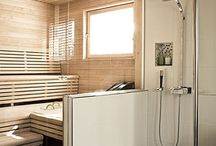 Bathroom & Sauna inspiration