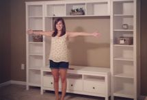 * Basement * TV Room Ideas *