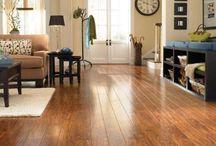 New floors / by Jennifer Phillips