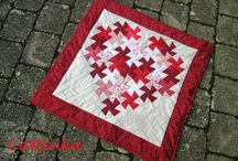 Small Quilts made with love by Cattinka