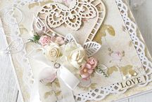 cards-vintage chic