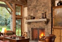 Cozy Fireplaces / Fabulous ideas and inspirations for fireplaces!