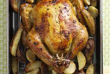 Kyllingoppskrifter