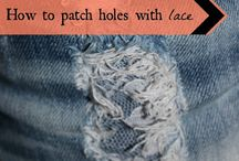 Jeans!  and all things denim for tweens / Do you want to make your tween jeans?  It really is not that hard and here are some tutorials and patterns to help you on your way.