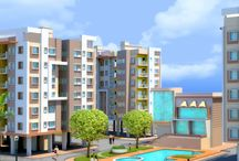 Aashiyana - A World-Class Residential Apartment With 6 Towers At Rajarhat, Kolkata / Aashiyana a complete residential project designed to make your life easy, natural and very refreshing. Owning a home here will make you feel proud. Get access to amenities like swimming pool, Gym,club building, AC Community Hall, Landscape garden etc