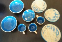 """Ceramic Studio """"Under the Gold Dahshund"""" / moja ceramika - zapraszam do przyPINania :)"""