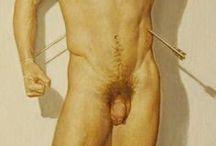 desnudos de santos