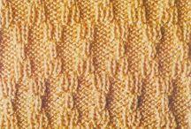 Strickmuster / Knitting Patterns