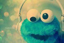 Cookie Monster <3