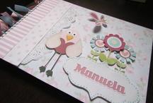 Caderno Recados e Albuns