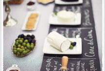 Savoury platters