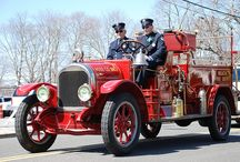 fire trucks and more / by Joyce King
