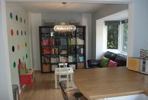 Dining room / by Lindy Burgon