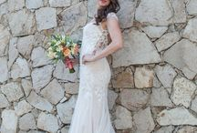 Wedding Dresses from real brides / Wedding Dresses from real brides for their dreamy beach wedding