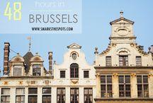 Brussels & Brugge for spring