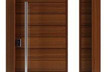 Puertas de entrada casa