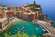 Cinque Terre / Now this is what I call a Vino con Vista!!!