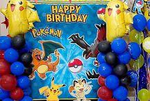 fiesta tematica de pikachu