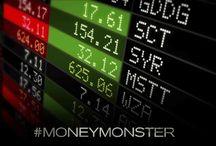 Money Monster - L'altra faccia del denaro / Money Monster - L'altra faccia del denaro, dal 12 maggio al cinema. #MoneyMonsterIT