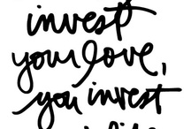 Quotes I like or love / by Meagan Gates