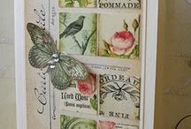 cards - Schmetterlinge