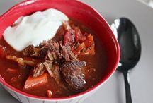 Soups & Stews / by Judub