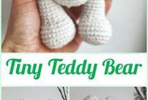 Crochet cuties...