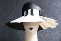 Hats for Music Association Tea. / by Katrine Mac