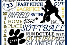 Softball buddy / by Tiffany Wolf