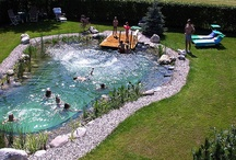 Садовый бассейн
