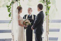 Wedding - Flowers / Chuppa  / by Andreas Zednicek