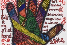 Art - Zentangles for kids / Zentangles ideas for use in the classroom