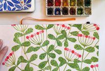 watercolors |