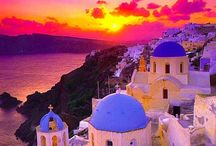 Greece Travel Inspiration / Greece Travel Inspiration