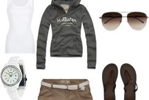 HOLLISTER CA / Hollister clothes and outfits for summer!