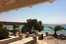 Koufonisia island - Cyclades / Beautiful Cycladic island in the Aegean sea