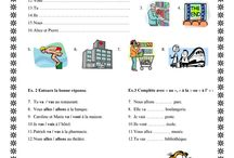 exercices grammaire