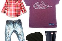 R+G Style / How to dress the trend setting kid in ROMAN+GEMMA styles.