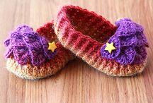 Crocheted Babies Stuff / by Patty