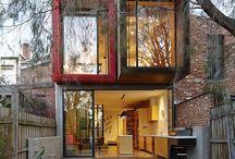 Häuser / Schöne, interessante Häuser.