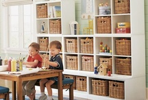 Ideas for Playrooms