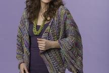 Crochet Coats & Jackets / by Joanne Towne