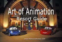 Disney's Art of Animation Resort - A Walt Disney World Value Resort with Family Suites / A Value Resort located near Epcot. Resort maps, discount codes, savings, information, room layout, resort guides, tips, fun facts, dining, menus, food, photos, room rates, vacation packages, recreation, pools, kid's activities, and other important information to help you plan your Disney vacation.