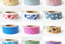 washi tapes ♡