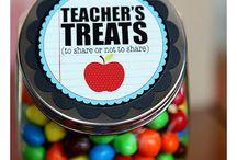 Teacher appreciation