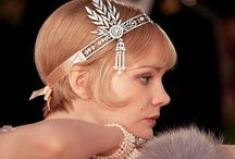 Great Gatsby Style / 20s style inspiration