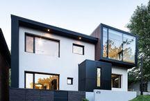 Dream HOUSES / la casa de mis sueños / by Oscar Diaz Quintero