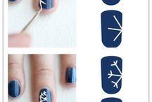 Nail art  / Inspiration pour faire de beaux ongles